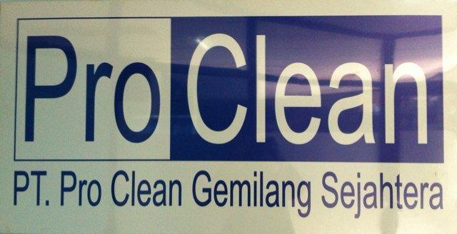 Pro Clean : Jasa Cleaning Service Jakarta