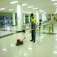 cleaning service - pembersihan lantai