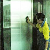 cleaning service - pembersihan lift